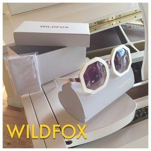 NIB Wildfox Ava Sunglasses